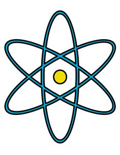 Atom clipart energy. Pics for atomic symbol