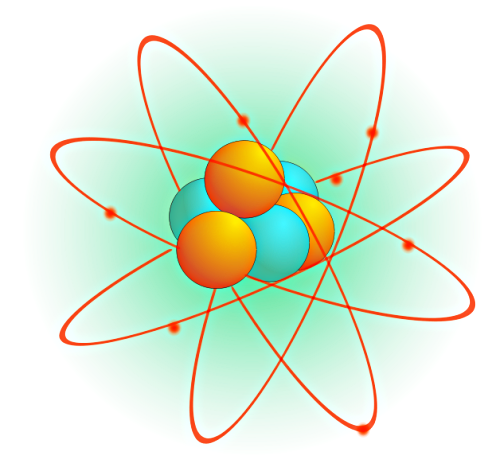 Atom clipart energy. Atomic particle png html