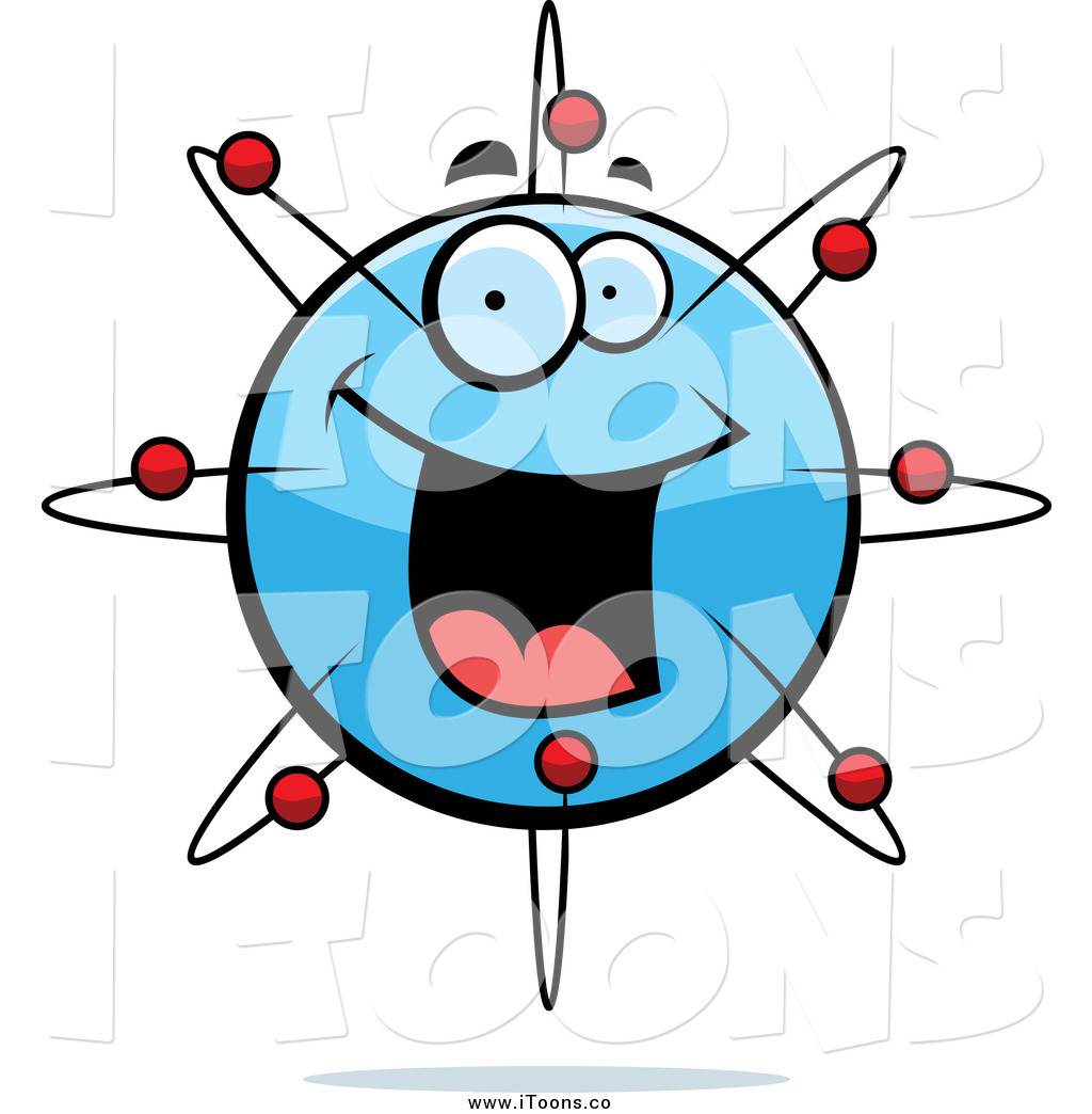 Atom clipart happy. Atoms free download best