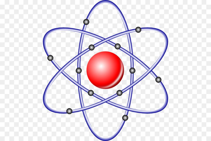 Atomic nucleus electron clip. Atom clipart happy