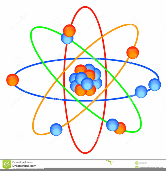 Free images at clker. Atom clipart hydrogen atom