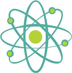 Atom clipart love. Symbol geometry symbolism pinterest