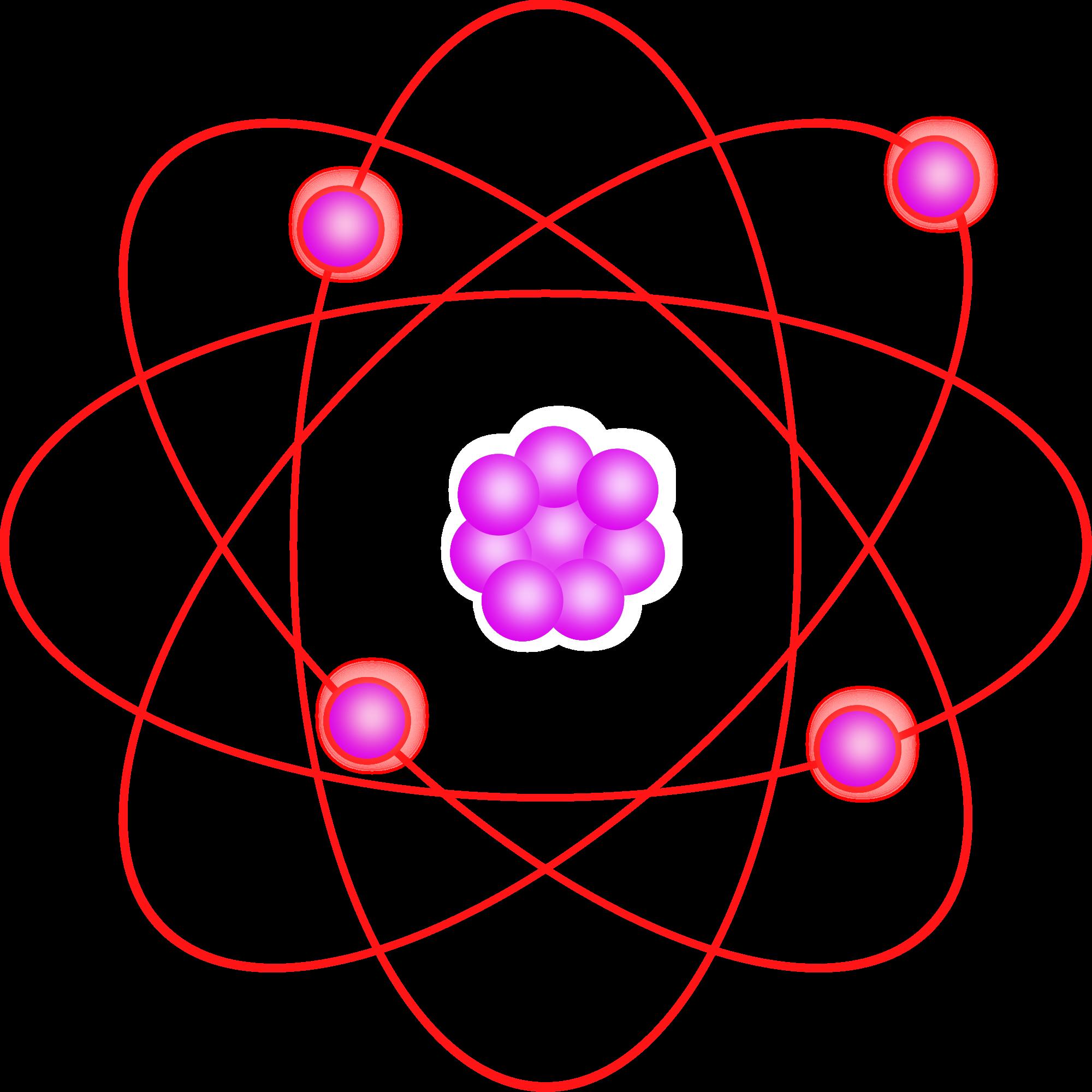 Atom clipart neutron. File violet svg wikimedia