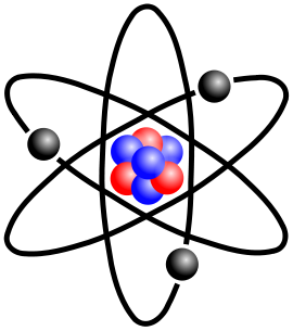 Atom clipart neutron. What is the role