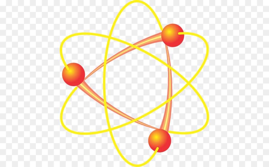 Atom clipart nucleus. Atomic clip art science