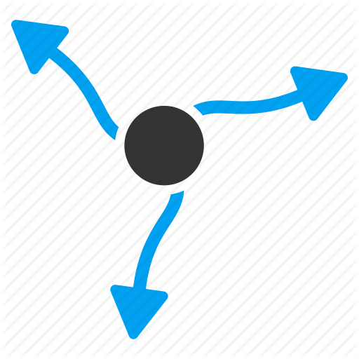 Iconfinder trinity directions by. Atom clipart photon