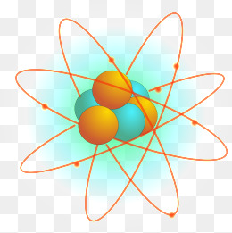 Atoms png vectors psd. Atom clipart physical science