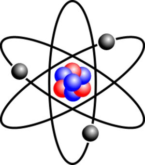 Atom clipart physical science.  best images on