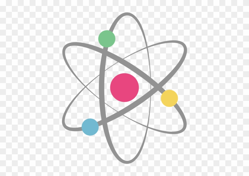 Atom clipart physical science. Chemistry laws of