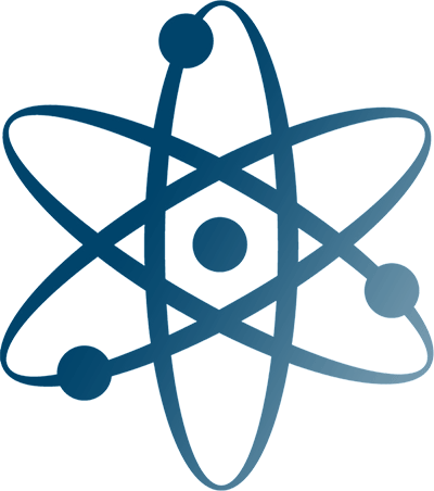 Atom clipart physics. First frcr exam notes