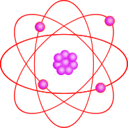 Atom clipart physics. Wikisource the free online