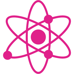 Atom clipart pink. Barbie atomic icon free