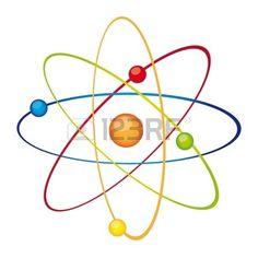 Atom clipart science. Atoms google search diagrams