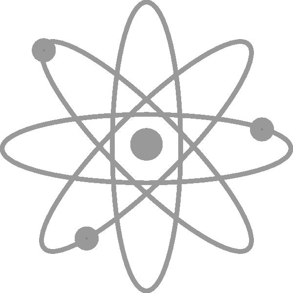 Circle clipart science. Atom clip art at