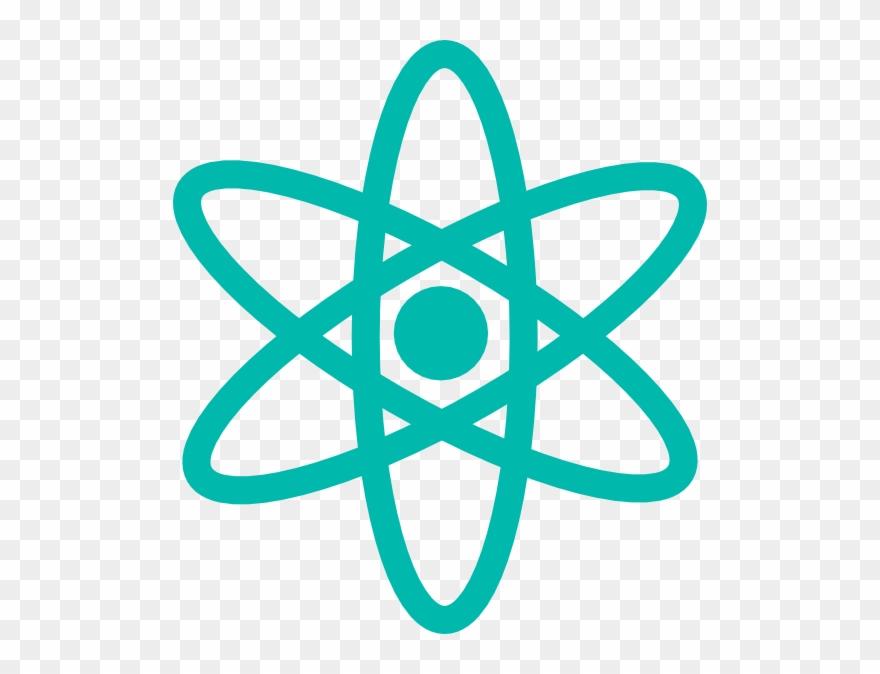 Atom clipart transparent background. Clip art png