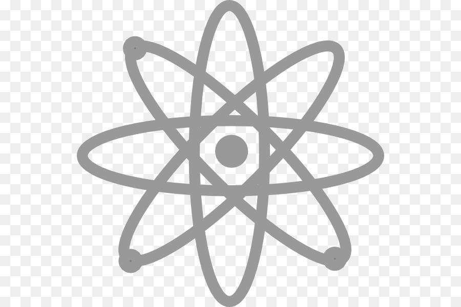 Atom clipart transparent background. Ico symbol icon chemistry