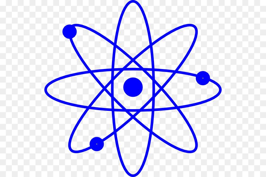 Atom clipart transparent background. Chemistry molecule clip art