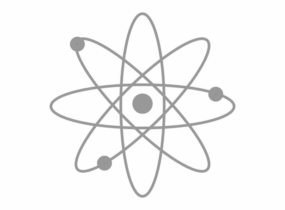 Atom clipart vector. Picture free clip art
