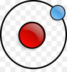Atom clipart yellow. Atomic theory animation chemistry