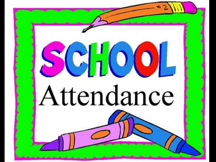 Attendance clipart. Wrenbury primary school attendanceclipartschoolattendance