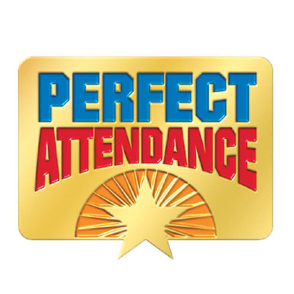 Perfect starburst design lapel. Attendance clipart attendance sheet
