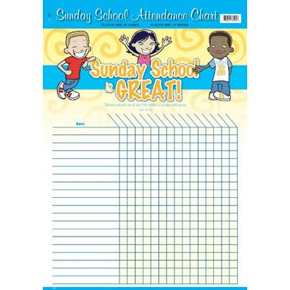 Attendance clipart attendance sheet. Free sunday school sheets