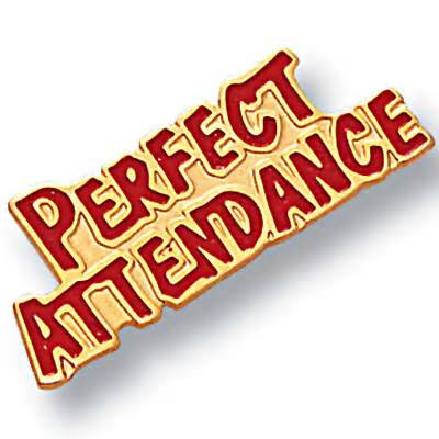Perfect image group clip. Attendance clipart border