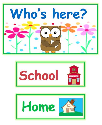 collection of classroom. Attendance clipart class attendance
