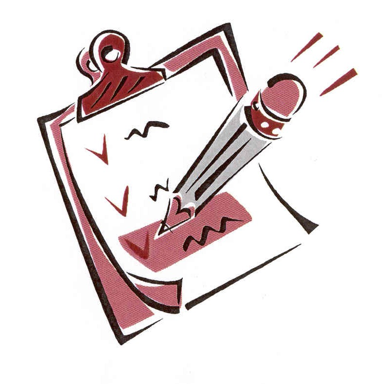 Clipboard clipart attendance record. Get rid of it