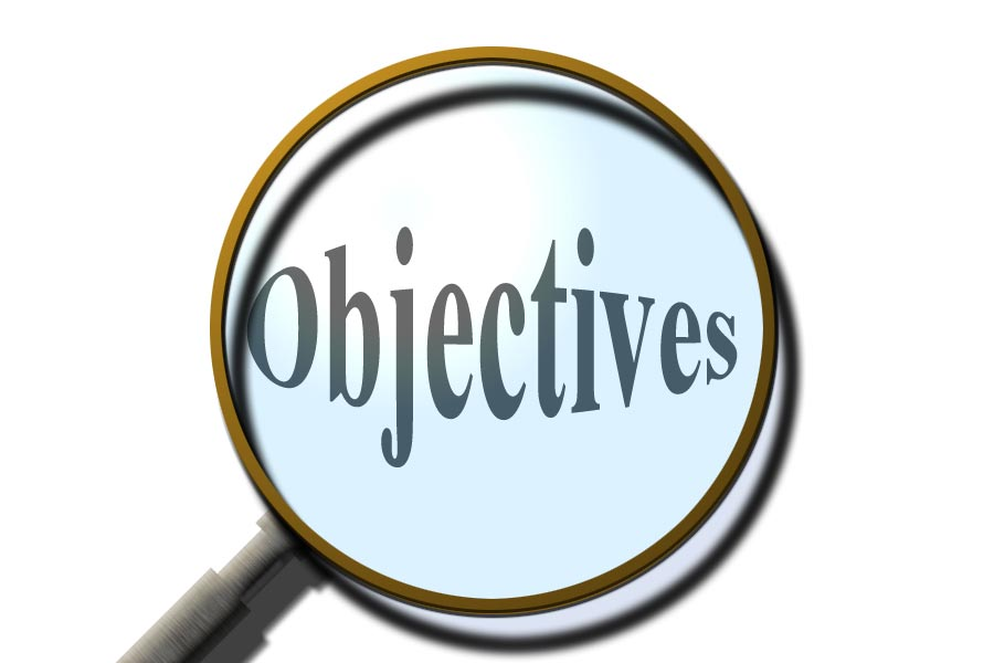 Writing instructional objectives image. 7 clipart object