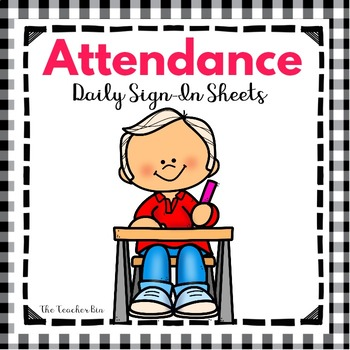 Sign in sheets . Schedule clipart daily attendance