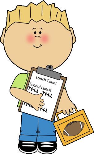 Classroom job clip art. Lunchbox clipart boy