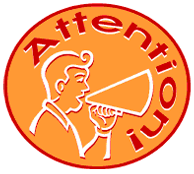 Attention clipart attention getter. Clip art free image