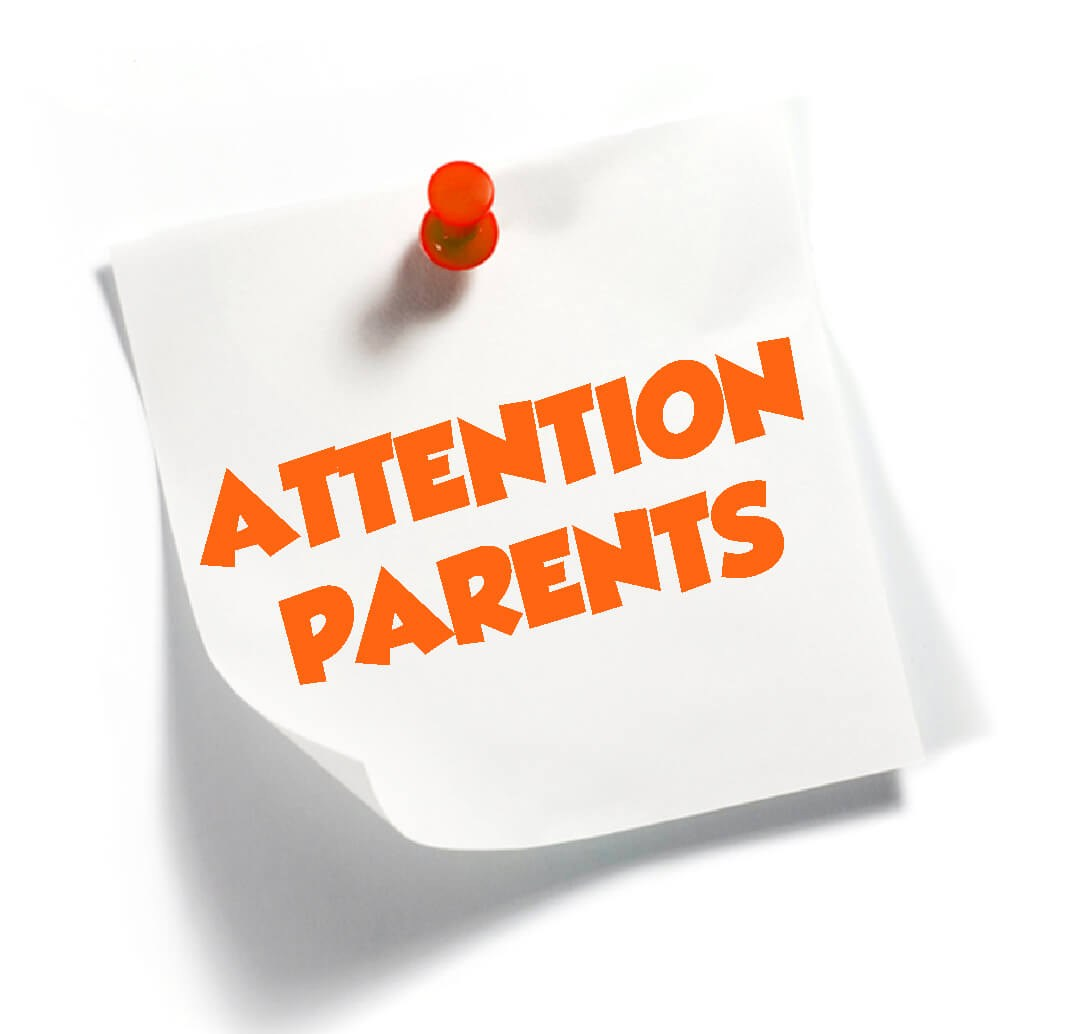 Global village academies parents. Attention clipart attention parent