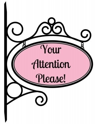 Your https momogicars com. Attention clipart attention please