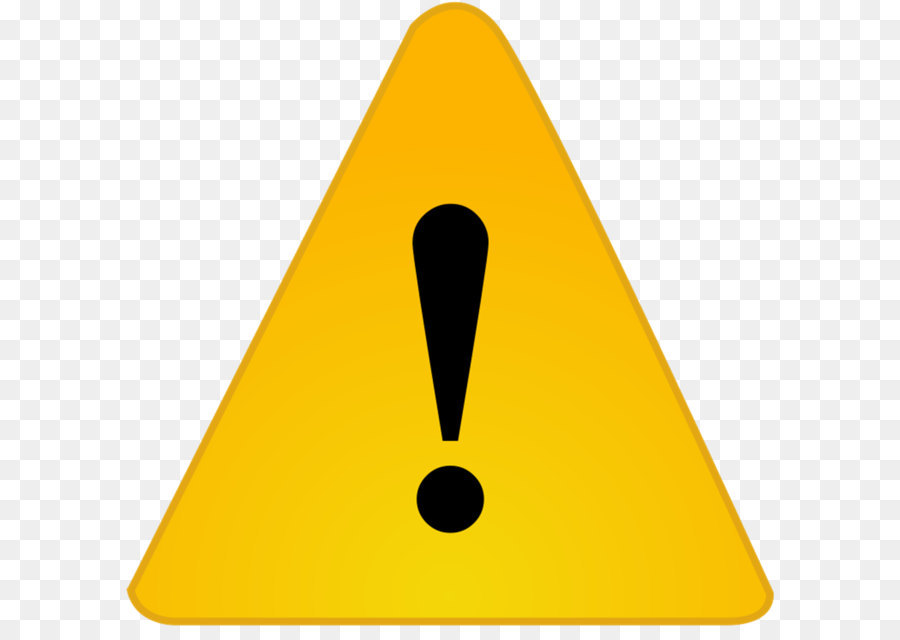 Warning clip art png. Attention clipart attention sign