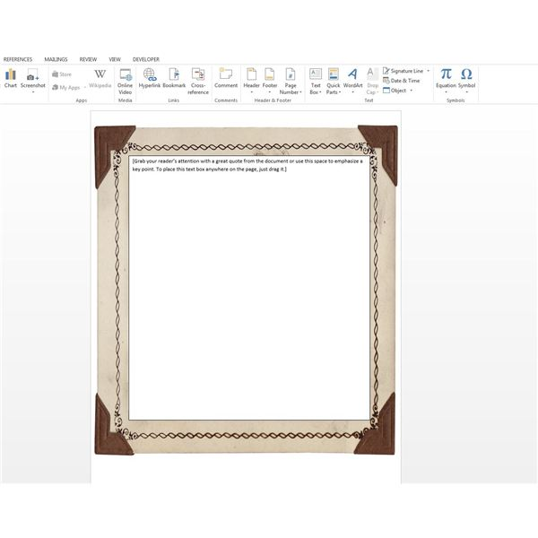 Attention clipart border. How to add free