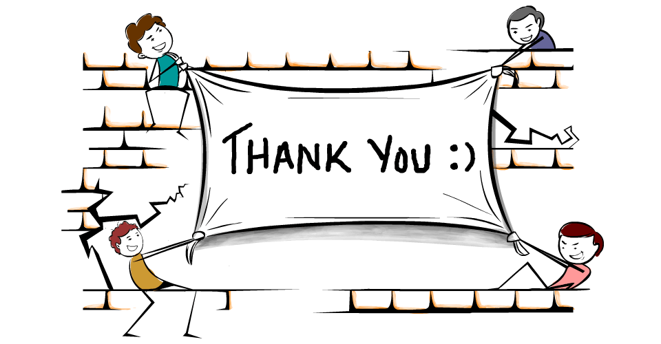 Clipart student listening.  collection of thank