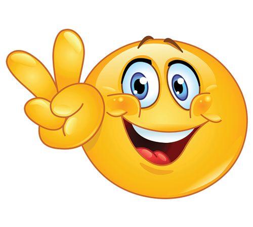 best emoticons images. Attention clipart emoji