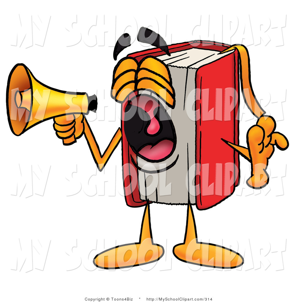 Red panda free images. Attention clipart megaphone
