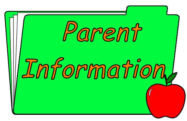 Parent . Attention clipart reminder