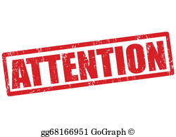 Attention clipart reminder. Vector stock memo design