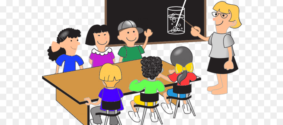 Group of people background. Attention clipart teacher