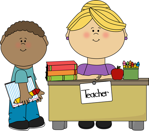 Attention clipart teacher. Boy student at s