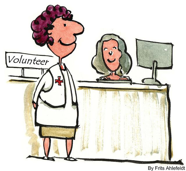 best volunteers images. Volunteering clipart office assistant