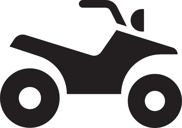 Atv clipart. Vector free download for
