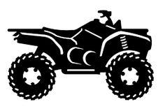 Motocross cartoon bmx dirt. Atv clipart 2 wheeler