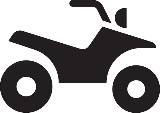 Vector quad free download. Atv clipart 2 wheeler