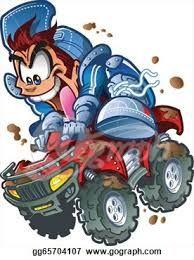 Atv clipart cartoon.  best images of