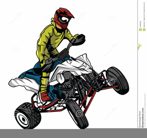Free images at clker. Atv clipart cartoon